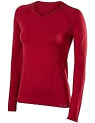 FALKE Damen Warm Longsleeved Shirt Comfort Fit Women Sportunterwäsche