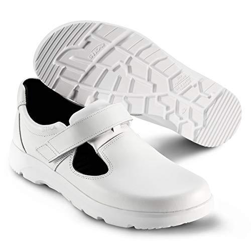Sika Sika 173110 Optimax Sandale O1 SRA - Weiß - Gr. 35
