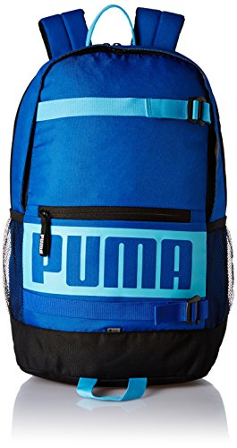 PUMA Deck Backpack Turkish Sea/OneSize -