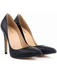 GGXYJF Bombas Zapatos De Tacón Alto para Mujer Primavera Nuevo Tacones Altos De Tacón Alto Zapatos