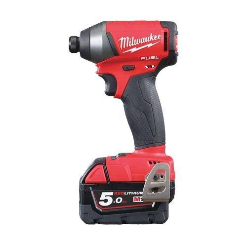 Milwaukee M18fid-502X Kraftstoff Impact Driver 18Volt 2x 5,0Ah Li-Ion