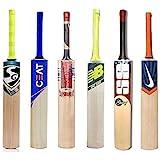 RPM store Kashmir Willow Cricket Bat (Full Size , Brown)