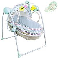 Sleeping basket Flash- Cama Cuna eléctrica/Cesta para Dormir de bebé/Cuna/