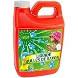 P'TIT CLOWN 11702 Bulles de Savon - Bidon 1 L - Multicolore