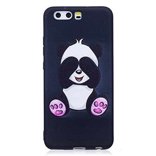Cover iPhone 6 / 6S, WindTeco Ultra Sottile Panda Design Custodia Morbido Silicone TPU Gel Protettivo Skin Shell Case Cover per Apple iPhone 6 / iPhone 6S Panda