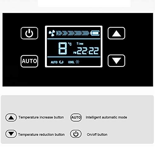 414OluSJ15L - Refrigerador PortáTil De Insulina Mini Refrigerador Enfriador EléCtrico Nevera Coche Refrigerador De Medicamentos para El Hogar Oficina Viajes 2-18 ° C Negro