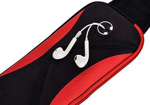 OOFWY Paio di sport vita paio di sport all'aria aperta borsa da viaggio borsa da viaggio escursioni escursioni all'aperto borsa di scarpe da ginnastica sacco a pelo per le vacanze , C B