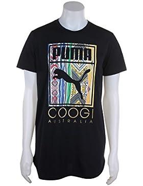 Puma Coogi Zapatillas para hombre camiseta de lengua 575172–02 - 575172-02, Negro