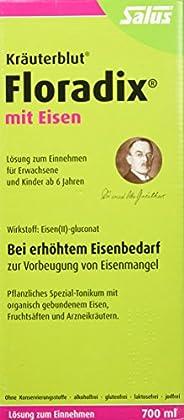 Floradix mit Eisen - Alternative zu Eisentabletten - Pflanzliches Spezial-Tonikum Schwangere & Kinder ab 6
