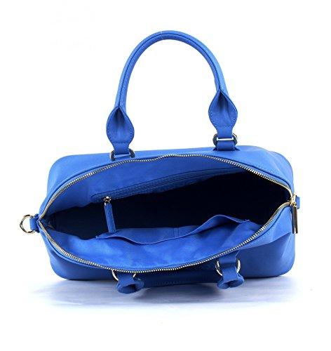 LIU JO CORALLO SHOPPING BAG - N16228E0140 Sky Diver (Azzurro)