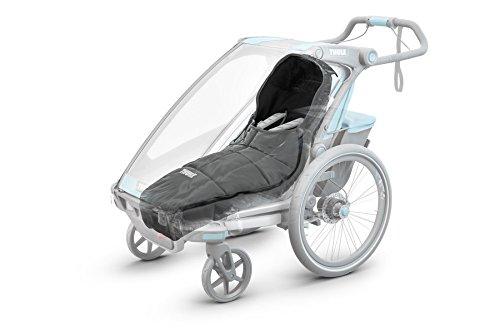 Preisvergleich Produktbild Thule Fußsack für Kinder-Fahrradanhänger - Thule Footmuff Sport