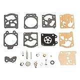 Kit de réparation de carburateur K20-WAT, Outil de Reconstruction, Ensemble de Joints pour Accessoires de Moto Walbro Carburant carburateur - Mélange de Couleurs
