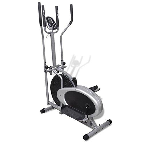 binzhoueushopping Heimtrainer Ellittica Orbitrac 4 Aste Polso elliptische Fitness