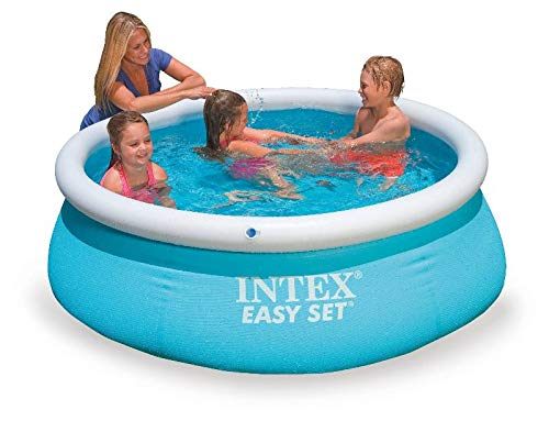 Intex 28101NP Easy Set - Piscina hinchable, 886 litros, 183 x 51 cm