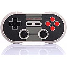 Manette de jeu bluetooth style Nintendo NES/SNES compatible IOS, Android, PC, Windows, MAC, tablette, IPAD, IPHONE...