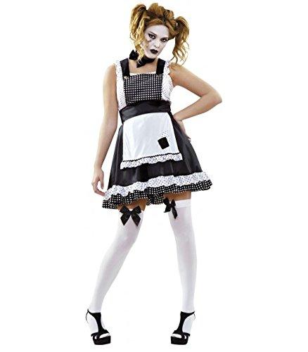 Imagen de disfraz de muñeca de trapo  talla única m/l