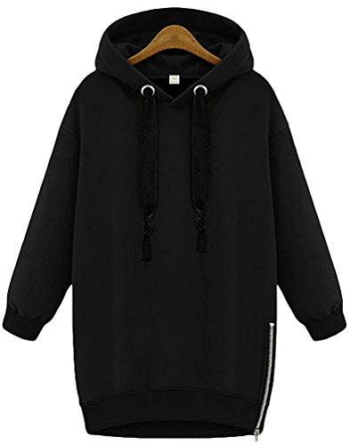 Minetom Donne Autunno Inverno Sweatshirts Moda Felpe
