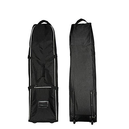 Bequem Golfreisetasche wasserdichte Golftasche Golf Air Carrier-Paket GOL mit Schlepper-Airbag dauerhaft (Farbe : C1, Größe : 130 * 33 * 32cm)