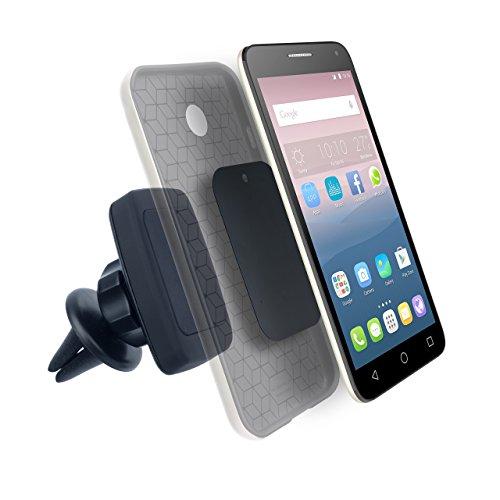 Soporte-Magnetico-Universal-de-Mokoh-por-Salidas-de-Aire-de-Vehiculo-para-Telefono-Movil-con-6-Potente-Iman-Rotation-de-360-Grados-Y-Gran-Angular-Giratorio-para-Uso-con-iPhone-Samsung-o-cualquier-otro