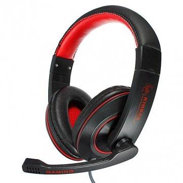 GX-K9réglable casque stéréo Hifi Gaming avec micro