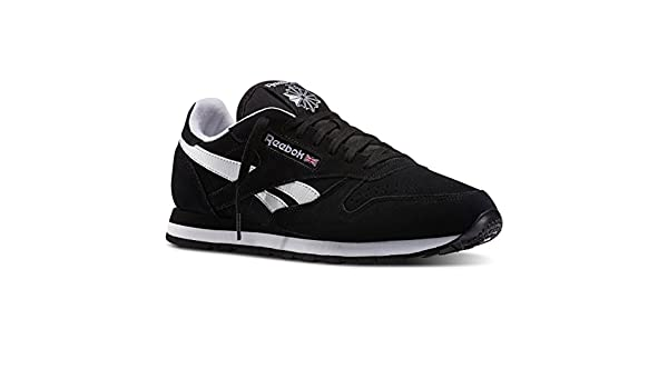 012cababf22 Chaussures Reebok Classic Leather Suede CODE m43016 - noir - noir blanc