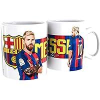 FCB Mug FC Barcelona Jugador Messi