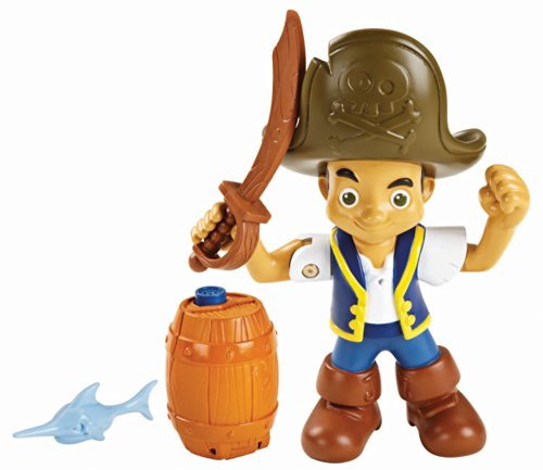 Jake und die Piraten - Set Set Piraten LUCHADORE Jack (Peter Jake Pan)