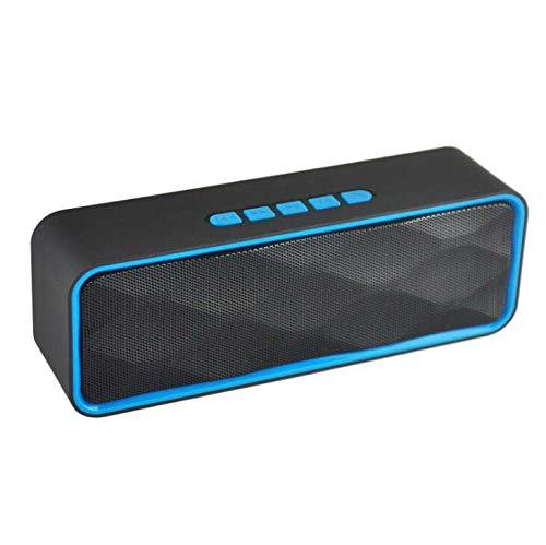 CE-LXYYD SC211 Tragbare Reine 5.0 Bluetooth-Lautsprecher, Smart Mini Subwoofer, gerade Entfernung ungehindert 12 Meter, für Auto, Outdoor Reine Bluetooth