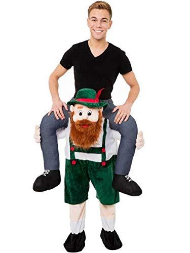 YIWANGO Cosplay Cartoon Kostüm Weihnachten Parodie Zauberhose Tier Zurück Hosen Bier Festival Kostüm Requisiten,J