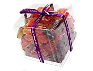 Lions Football Gums (Sports Mixture) Gift Cube - Perfect Christmas or Birthday Gift
