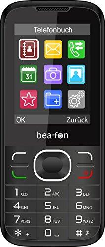 Image of Bea-fon Classic Line C130 Dual-SIM schwarz