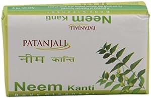 Patanjali Kanti Neem Body Cleanser Soap, 75g
