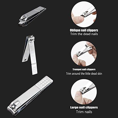 Zoom IMG-3 tedgem kit pedicure set manicure