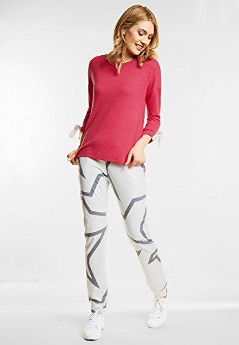 Street One Damen Sweatshirt colada pink knit (pink)