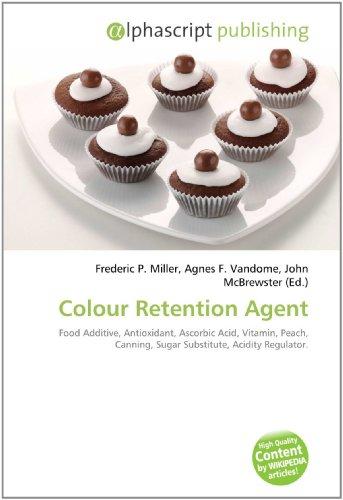 Colour Retention Agent por Frederic P Miller