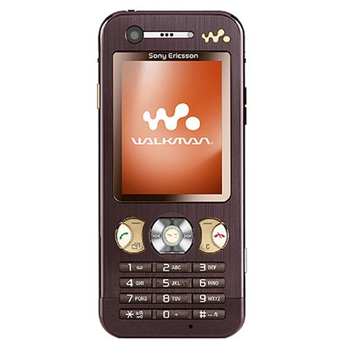 Sony Ericsson W890i UMTS Handy (Quadband, EDGE, MP3-Player, Bluetooth, MemoryStick Micro-Slot) Mocha Brown ohne Branding