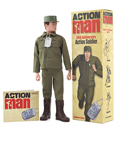 Image of Action Man 50th Anniversary edition - Action Soldier
