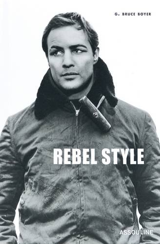 Rebel Style: Cinematic Heros of the 1950s