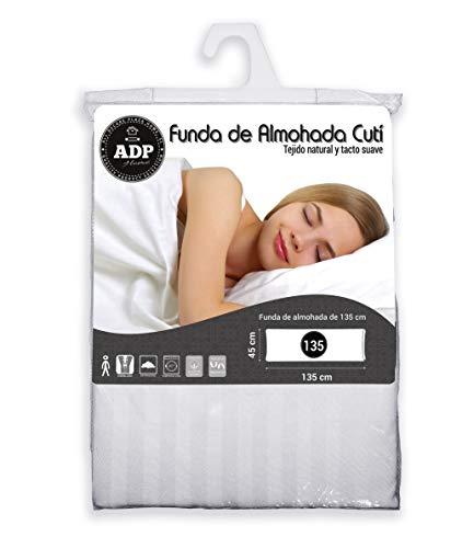 ALL DECORE PLAZA HOME S.L. ADP HOME QUALITY PRODUCT SELECTION Funda de Almohada Cutí con Cremallera...