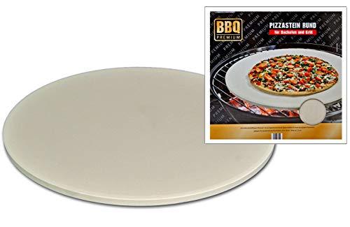 KS-DIREKT Pizzastein Brotbackstein Backofen Grill...