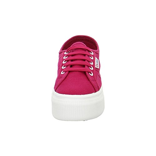 Superga 2790Acotw Linea Up And Down, Sneaker Donna Blue Velvet