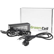 Green Cell® Lenovo PA-1450-55LU Netzteil / Ladegerät inkl. Stromkabel für Lenovo Notebook / Laptop (Ausgangsspannung: 20V 2.25A 45W, Steckermaße: 4.0-1.7mm)