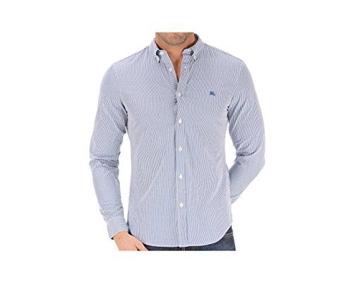 burberry-camisa-de-rayas-vestir-para-hombre-azul-azul