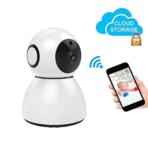 1080P HD IP Kamera,Wireless Wifi Sicherheit Kamera Nachtsicht Netzwerk Baby Monitor Überwachungskamera