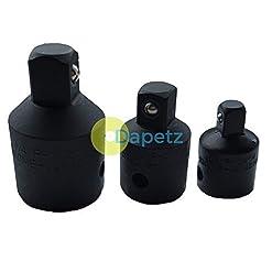 Daptez Alloggiamento Di Impatto Riduttore Set Step-down Adattatori 3/4 A 1/2 A 3/8 A 0.6cm