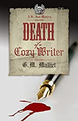 Death of a Cozy Writer: A St Just Mystery (A St. Just Mystery)