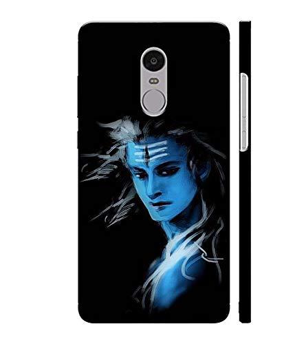 huge discount 2568a d5d17 printtech Latest Designer Printed Mobile Back Cover for Xiaomi Redmi Note 5  (Redmi 5 Plus) / MI Note 5 2018 New Model (Lord Shiva Sankar MahaDev)