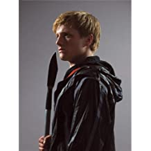 Josh Hutcherson Poster On Silk <35cm x 47cm, 14inch x 19inch> - Cartel de Seda - D34698
