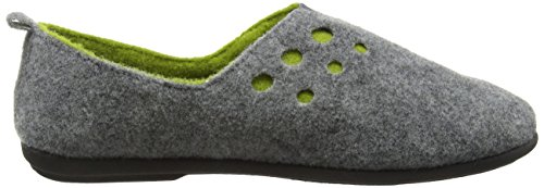 Padders Riva, Pantofole Donna Grigio (99 Grey)
