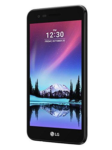 LG K4 2017 (M160) SIM única 4G 8GB Negro - Smartphone (12,7 cm (5'), 8 GB, 5 MP, Android, 6.0.1 Marshmallow, Negro)